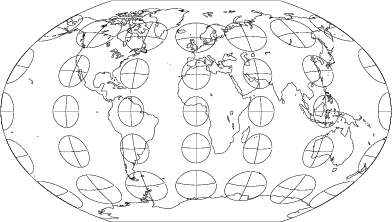 Whats the best map projection a users guide to the universe winkel tripel 45629 gumiabroncs Image collections