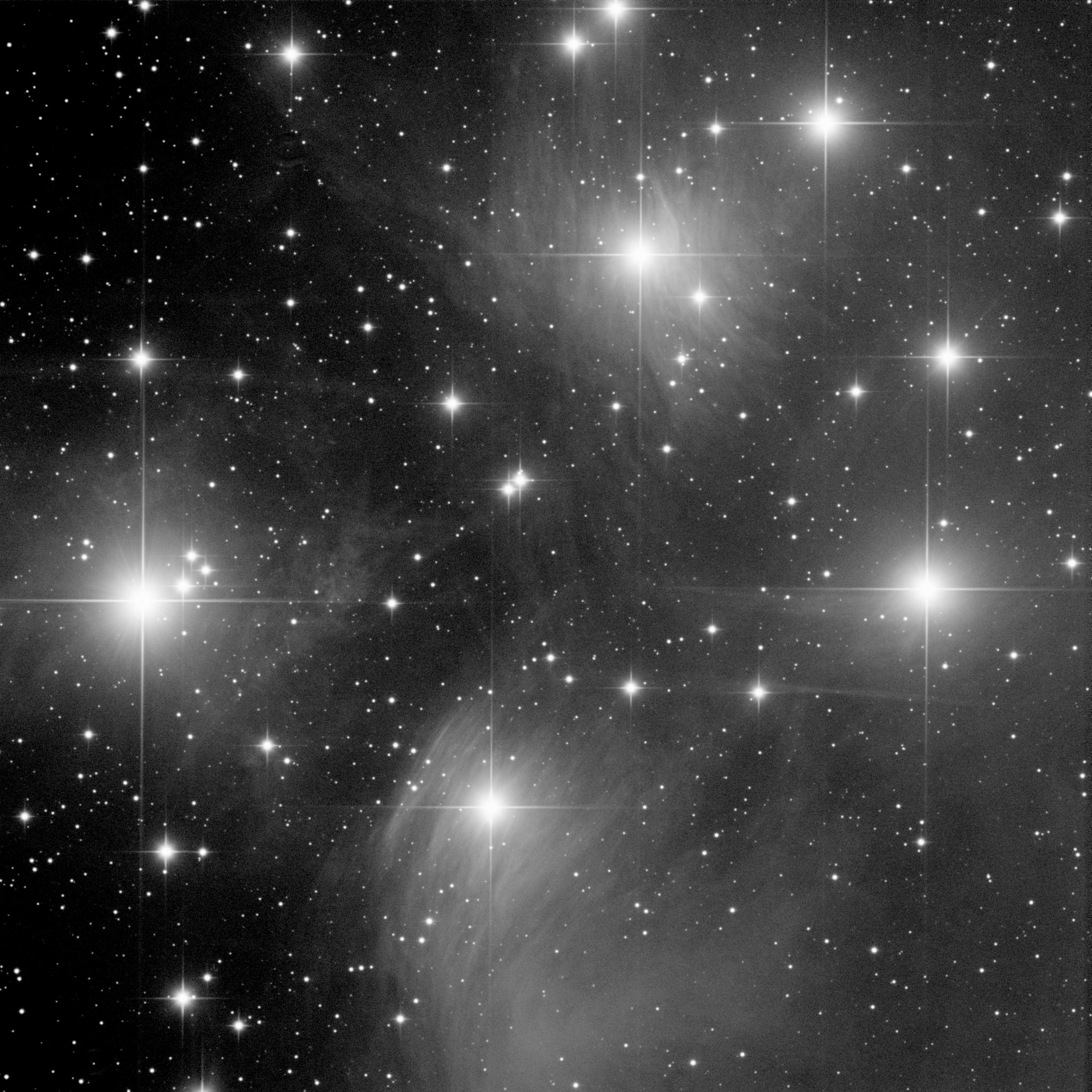 white star cluster - photo #10
